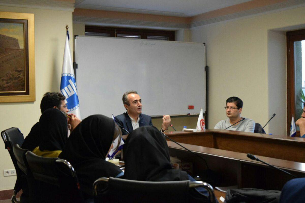 برگزاری کارگاه «تا توکیو راهی نیست» از سوی گروه صنعتی گلرنگ در بنیاد حامیان دانشگاه تهران
