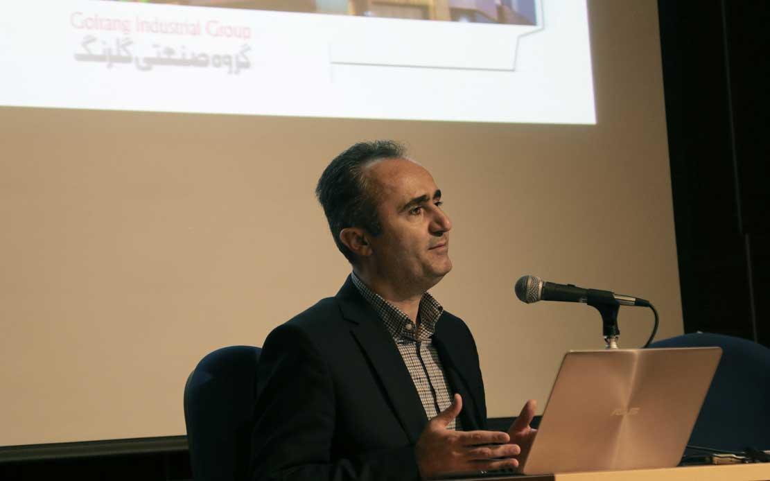 انعکاس خبر برگزاری کارگاه بازاریابی در دانشگاه تهران در رسانهها