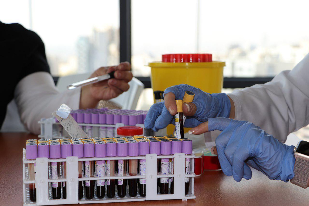 طرح پایش سلامت و معاینات پزشکی در گروه صنعتی گلرنگ اجرایی شد