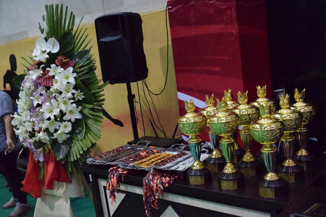 اختتامیه اولین دوره مسابقات جشنواره ورزشی گروه سرمایهگذاری کوروش برگزار شد