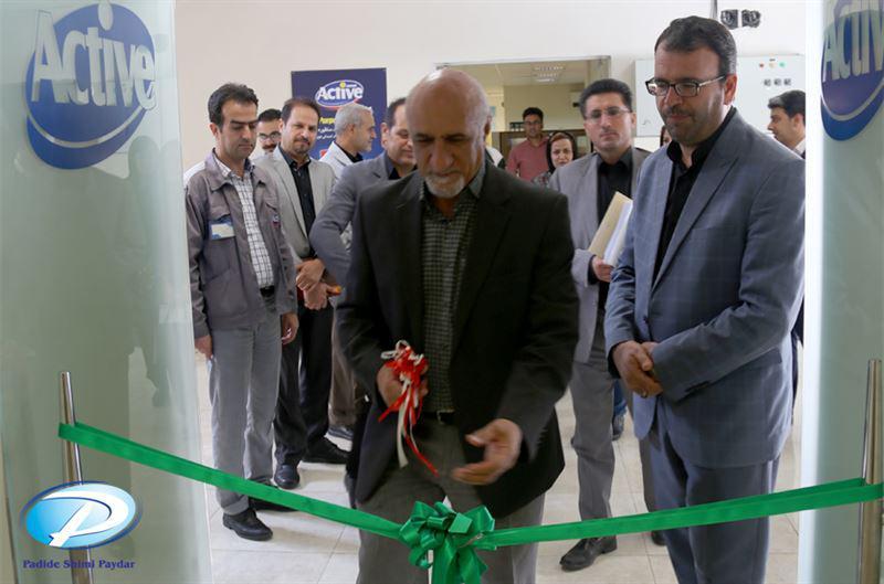 مرکز کارآموزی بین کارگاهی شرکت پدیده شیمی قرن در اشتهارد افتتاح شد