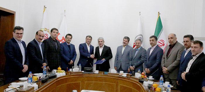 افق کوروش و بانک ملی ایران به نفع آموزگاران تفاهمنامه امضا کردند