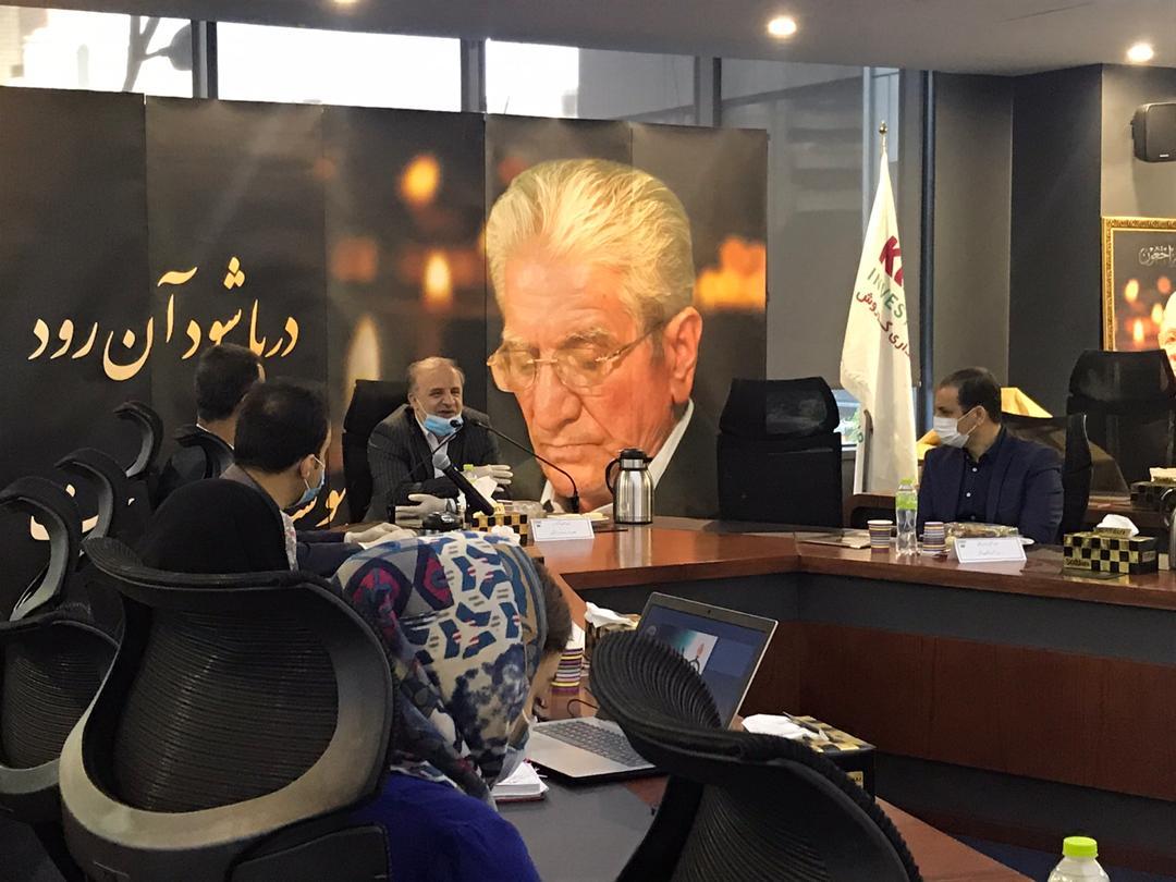 برگزاری نشست شورای سفیران استراتژی گروه سرمایهگذاری کوروش