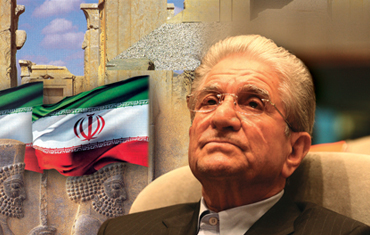 استاد حاج محمدکریم فضلی بنیانگذار گروه صنعتی گلرنگ